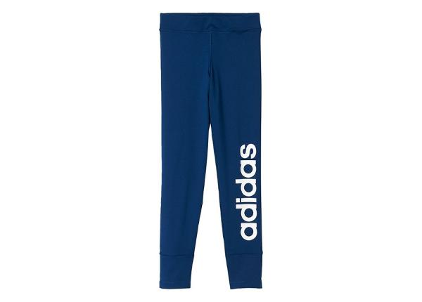 Miesten verryttelyhousut Adidas Gear Up Linear Tight Jr