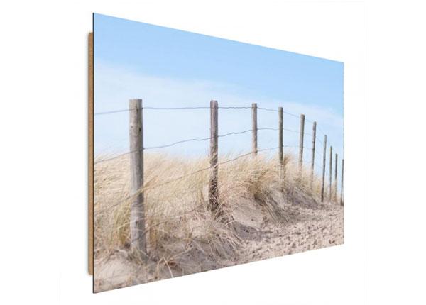 Seinätaulu Seaside dune 60x80 cm