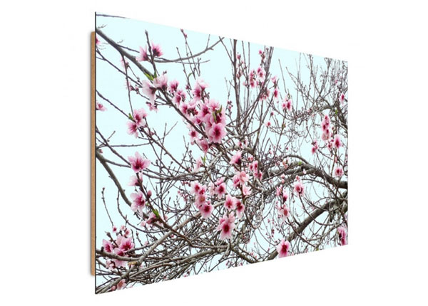 Seinätaulu Flowering trees 70x100 cm