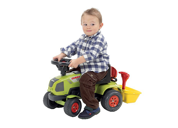 Traktori Baby Claas Axos UP-162570