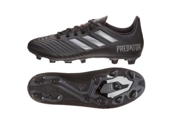 Miesten jalkapallokengät Adidas Predator 18.4 FxG M TC-162643