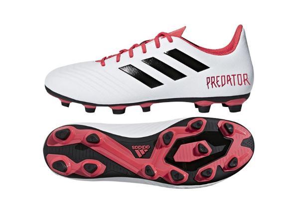 Miesten jalkapallokengät Adidas Predator 18.4 FxG M TC-162651