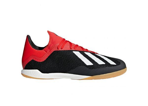 Meeste saali jalgpallijalatsid adidas X 18.3 IN M BB9391