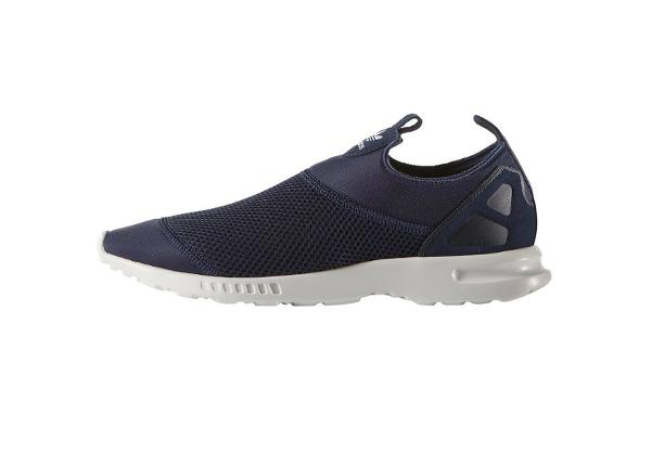 reputable site 4b428 ec5da ... Naisten vapaa-ajan kengät adidas Originals ZX Flux Smooth Slip On W  S78958 ...