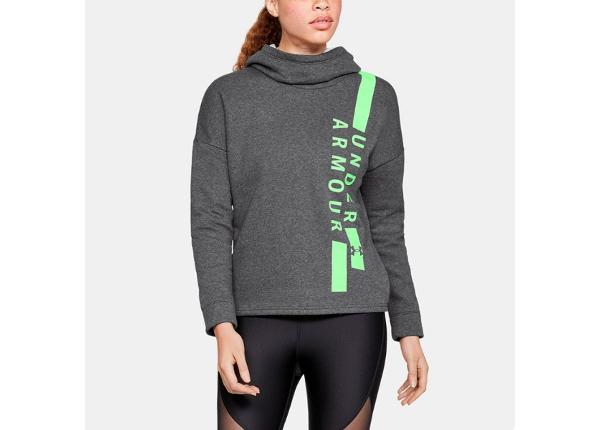 Naisten verryttelypaita Under Armour Rival Fleece PO Hoodie WM W 1322161-052