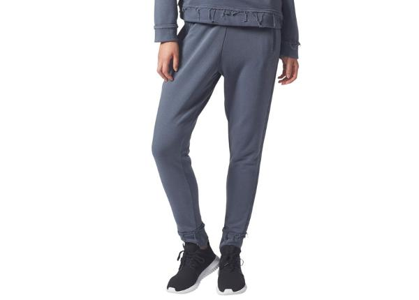 Naisten verryttelyhousut adidas Originals Low Crotch Pant W BR4624