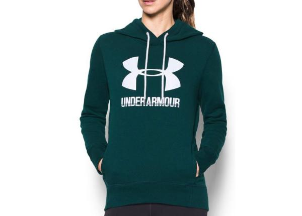 Naiste dressipluus Under Armour Favorite Fleece PO W 1302360-919