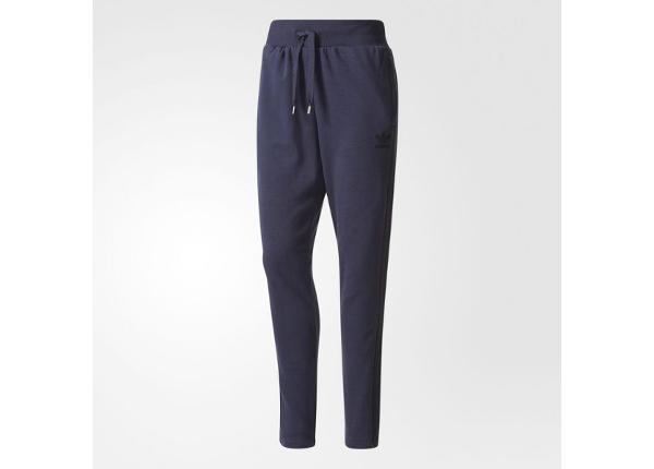 Naisten verryttelyhousut adidas ORIGINALS Low Crotch Track W BS4339