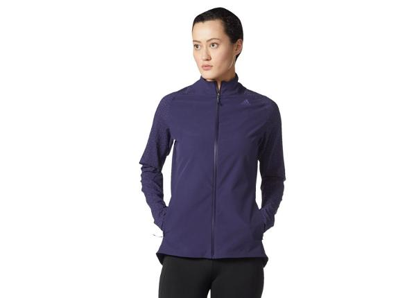 Naisten juoksutakki adidas Supernova Storm Jacket W BR8082