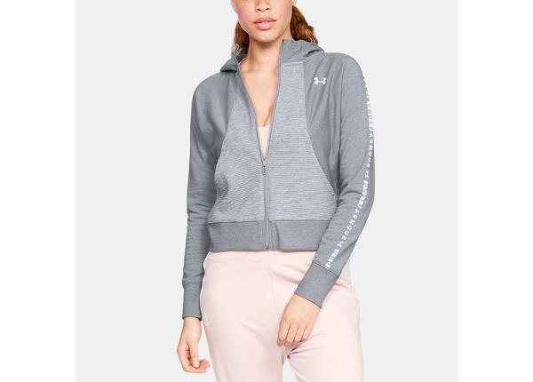 Naiste dressipluus Under Armour TB Ottoman Fleece FZ WM W 1321182-035