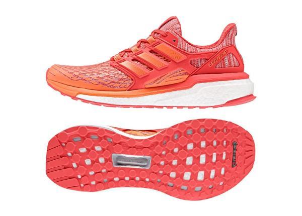 Naisten juoksukengät adidas Energy Boost W CG3969