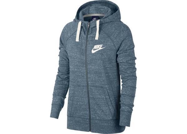 Naiste dressipluus Nike NSW Gym Vintage Hoodie FZ W 883729-468