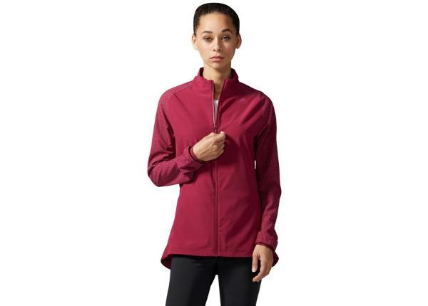 Naisten juoksutakki adidas Supernova Storm Jacket W BR5909