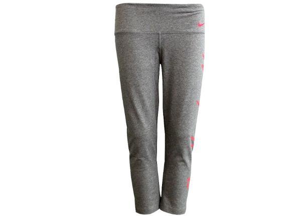 Naiste dressipüksid Nike NK Dry Capri W 861214-091