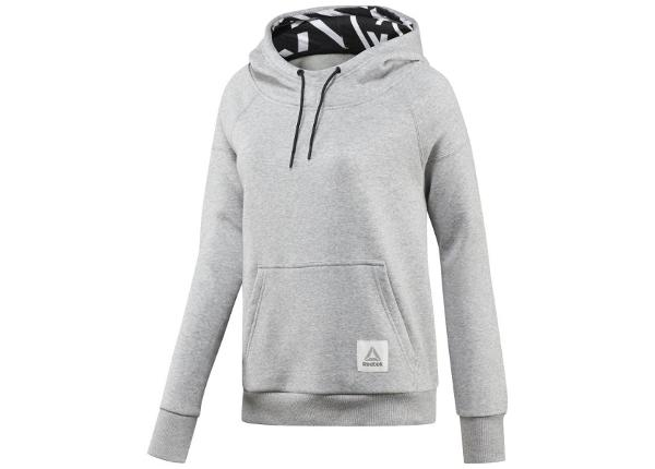 Naisten verryttelytakki Reebok Workout Ready Cotton Series OTH Hoodie W BP8237
