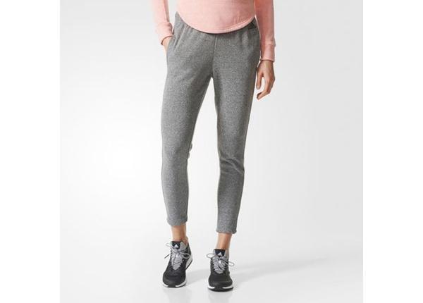 Naisten verkkarit adidas Sport ID Tapered Pants W BQ9410