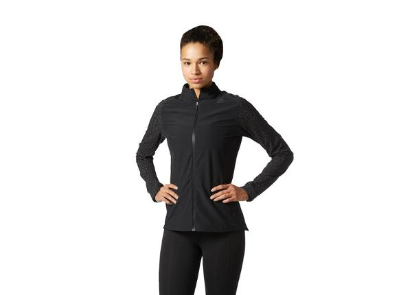 Naisten juoksutakki adidas Supernova Storm Jacket W BR5939