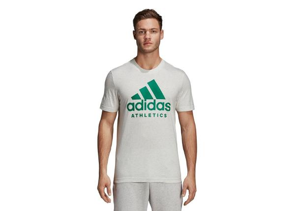 Miesten vapaa-ajanpaita adidas SID Branded Tee M CW3597