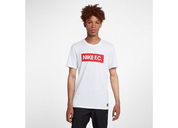 Miesten jalkapallopaita Nike Dry F.C. M AH9661-100