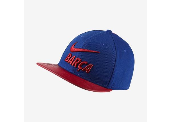 Miesten lippalakki Nike FC Barcelona Pro Cap Pride 916568-455
