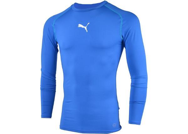 Meeste treeningsärk Puma TB Longsleeve Shirt Tee M 65461202