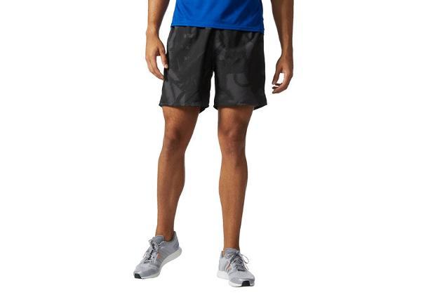 Miesten juoksushortsit adidas 7'' Supernova Tko Reversible Short M B28236