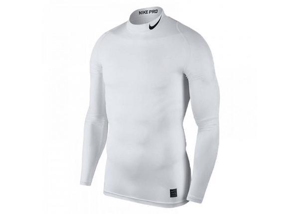 Meeste kompressioonsärk Nike M NP TOP LS Comp MOCK M M838079 -100