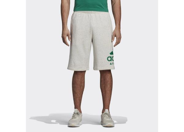 Miesten shortsit Adidas Sport ID Athletics Logo Short