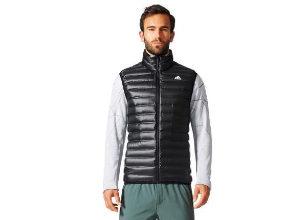 Miesten vapaa-ajan liivi Adidas Varilite Down Vest