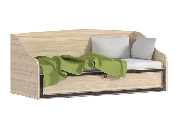 Sänky vuodevaatelaatikolla Peking 80x200 cm