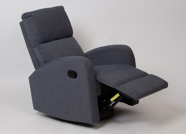 Recliner кресло (вращаемый/качающийся)