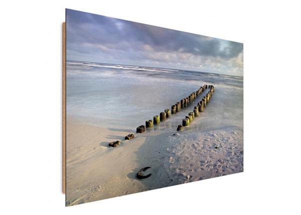 Seinätaulu Pier 40x50 cm