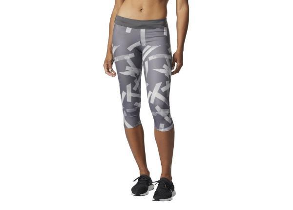 Женские рейтузы для бега Adidas Response 3/4 Q3 Tights W