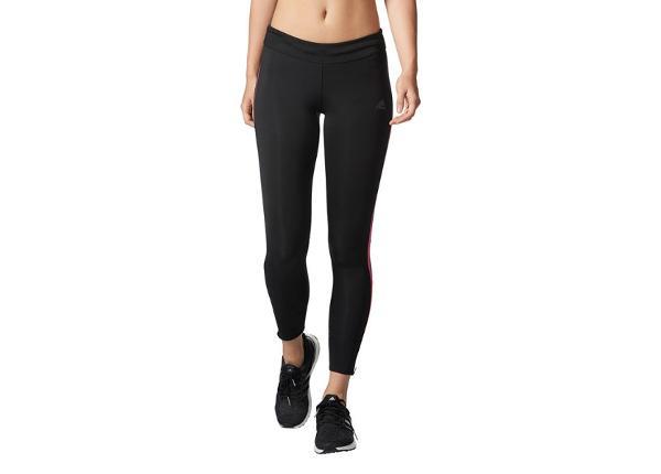 Naisten leggingsit Adidas Response Long Tights W