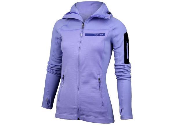 Naisten softshell takki Adidas Terrex Stockhorn Fleece W