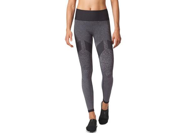 Женские длинные тренировочные рейтузы Adidas Seamless Long Tights W