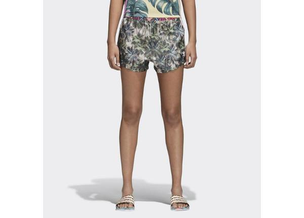 Naisten shortsit Adidas Originals Farm Shorts W
