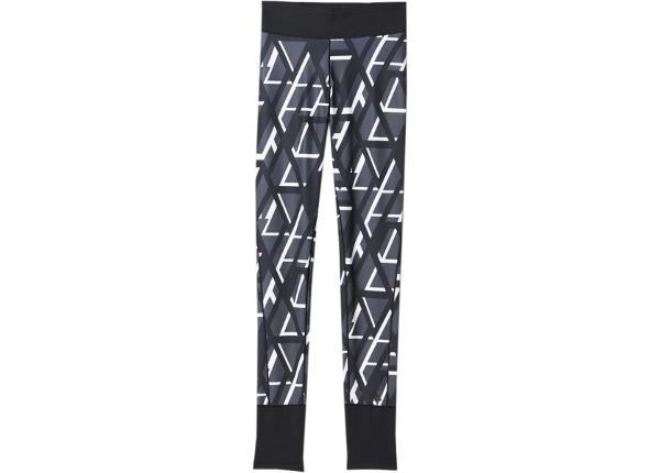 Naisten treenileggingsit Adidas WO Super Long Tight W