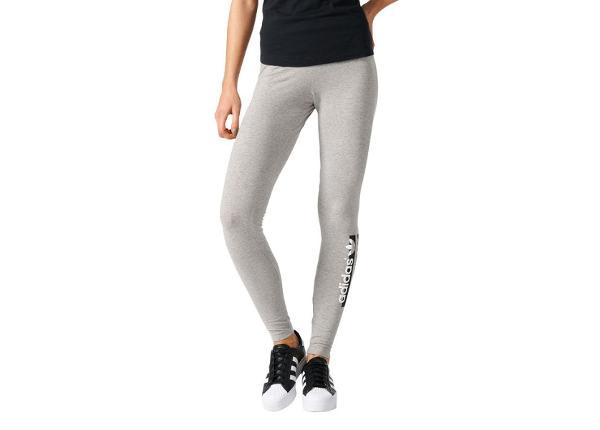 Naiste pikad vabaaja retuusid Adidas Originals Leggings W