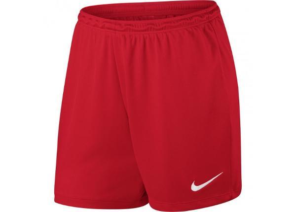 Naisten jalkapalloshortsit Nike Park Knit Short NB W