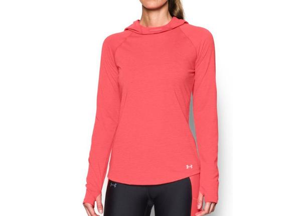 Naisten juoksupaita Under Armour Threadborne Run Mesh Hoodie W 129985-963