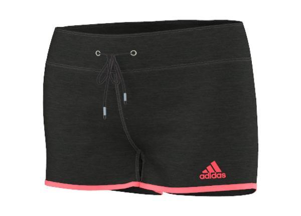 Naisten treenishortsit Adidas Climachill Short W