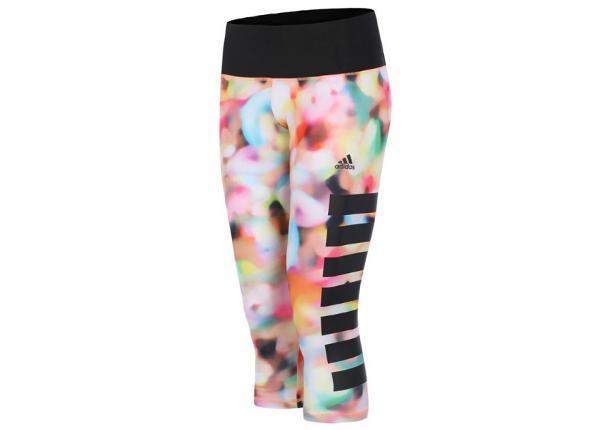Naisten pitkät treenileggingsit Adidas Ais Tight 3/4 W