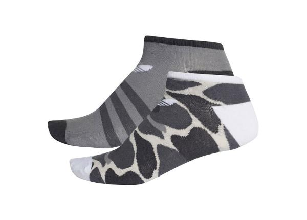 Naisten vapaa-ajan sukat Adidas Originals 2 paria