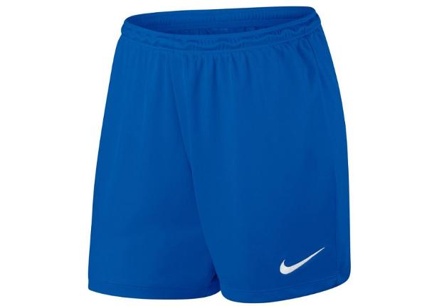 Naisten jalkapalloshortsit Nike Park Knit Short NB W0