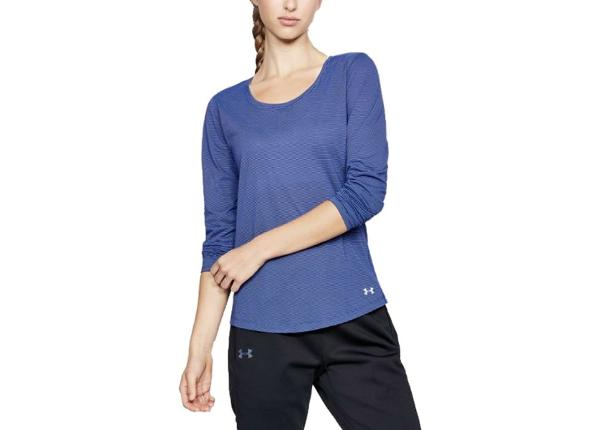 Naisten juoksupaita Under Armour Threadborne Streaker LS W 1271534-574