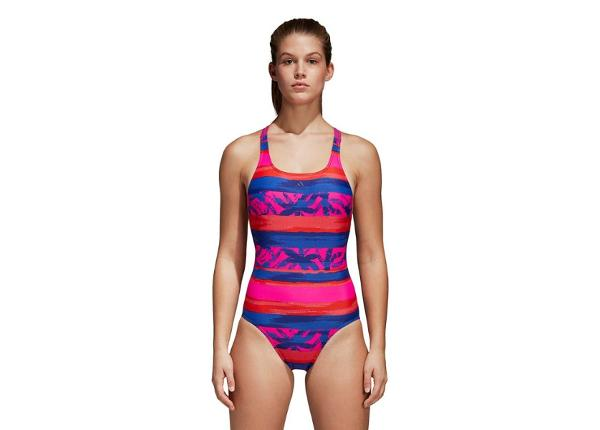 Naiste ujumistrikoo Adidas FIT 1PC AOP W