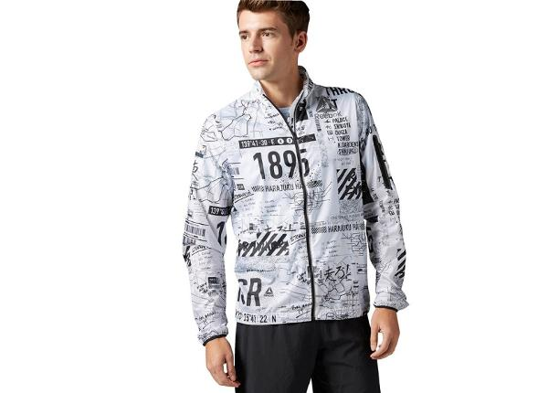 Meeste jooksu jope Reebok One Series Running Wind Breaker M BK7337 TC-165502
