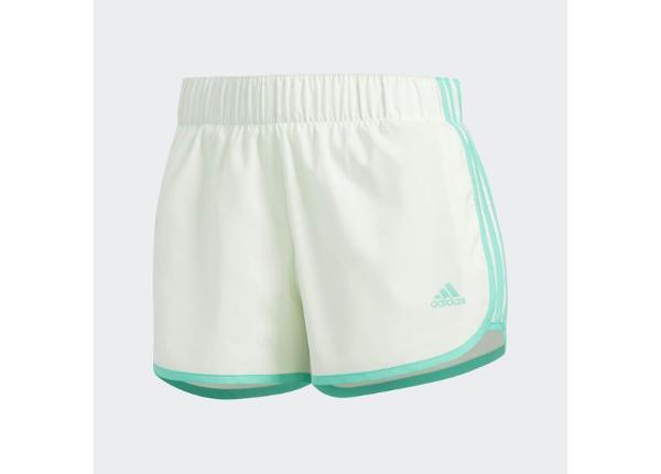 Naisten juoksushortsit Adidas M10 Woven Short W