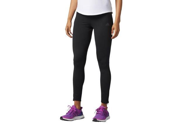 Naiste jooksuretuusid Adidas Response Climawarm Tights